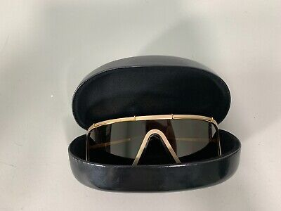 Boeing Carrera Sunglasses Men Made In Germany Authentic Rare 5708 40 110