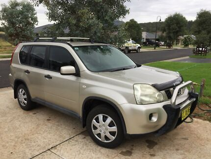 Nissan Xtrail 2008 Manual