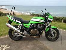 2007 ZRX1200R Geelong Region Preview