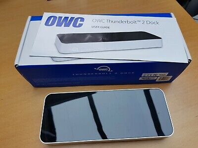OWC Thunderbolt 2 Dock - 12 Ports (OWCTB2DOCK12P) - Excellent Condition