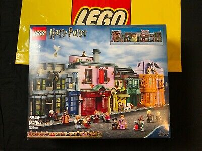 IN HAND LEGO 75978 Harry Potter Diagon Alley NEW 2020 EXCLUSIVE Christmas