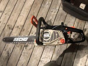 Echo Chainsaw (Not Running)