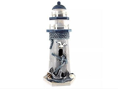 Anchor Decoration - Anchor Wooden Lighthouse Nautical Themed Rooms Lighthouse Home Decor 10