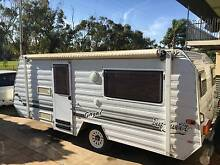 1998 Gazal Infinity Pop-Top Caravan Balaklava Wakefield Area Preview