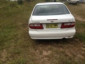 3 months rego 98 twin cam pulsar air con new tyres East Kempsey Kempsey Area Preview