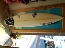 Mahaffy surfboard. Southport Gold Coast City Preview