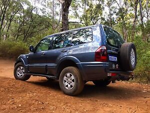 Need gone quick! 2005 Mitsubishi Pajero Wagon with camping gear! Perth Region Preview