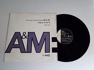LP-4-gt-Disco-Vinile-12-039-039-R-A-W-Higher-Feel-It-AM-PM