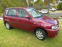 1997 Mazda 121 Hatchback Adamstown Newcastle Area Preview