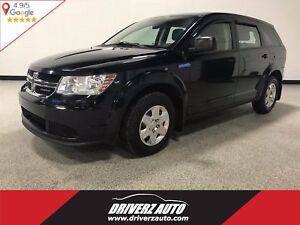 2011 Dodge Journey Canada Value Package FRONT WHEEL DRIVE, US...