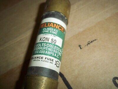 Reliance  Kon 50 Amp Fuse