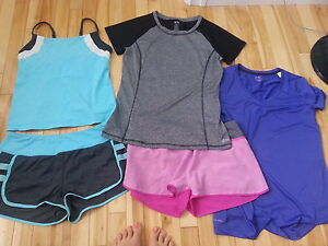 work out / yoga clothes