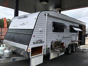 2011 Traveller Sensation Caravan East/West 23' Caboolture Caboolture Area Preview