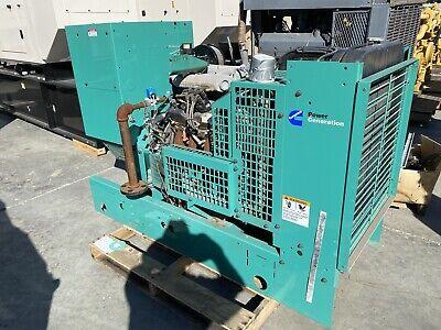 47 Kw Cummins Natural Gas Generator Set