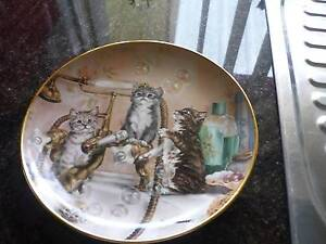 two Franklin Mint plates Cherrybrook Hornsby Area Preview