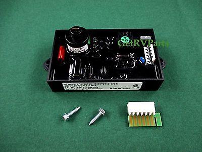 Atwood   91367   RV Water Heater PC Circuit Control Board 93865