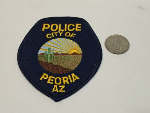 Arizona - Peoria Police Patch