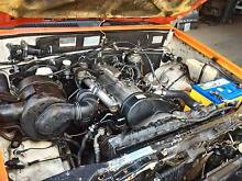 Wrecking 1993 Mitsubishi Triton MJ DCab MT 4WD, Parts from $10 Port Adelaide Port Adelaide Area Preview