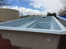 QUALITY 5M POOL SHELL AND FILTRATION EQUIPMENT Clearview Port Adelaide Area Preview