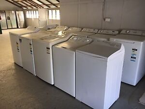 FOR SALE top loader washing machines DELIVERY WARRANTY Geebung Brisbane North East Preview