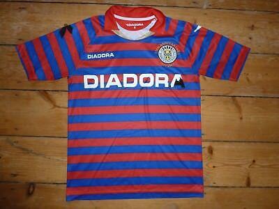 small St Mirren FC Football Shirt Away 2012 Soccer Jersey Scotland Paisley image