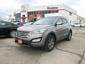 2016 Hyundai Santa Fe Sport Sport Luxury Leather Back Up Camera