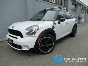 2013 Mini Countryman Cooper S ALL4! Navigation! Easy Approvals!