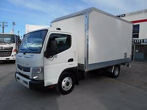 2014 Mitsubishi Fuso Canter 615 Pantech & Lifter Old Guildford Fairfield Area Preview