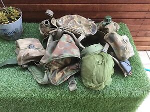 Army webbing Coorparoo Brisbane South East Preview