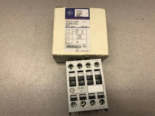 NEW IN BOX GENERAL ELECTRIC CONTACTOR CL00A310TJ