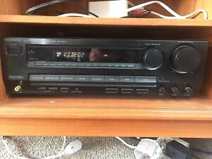 5.1 Surround Stereo System with Kenwood Amp and Speakers