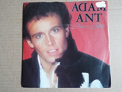 "Adam Ant-Puss in Boots 7""single"