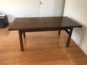 Expandable Dining Table Burwood Heights Burwood Area Preview