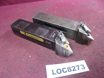 Kennametal Dvjnl-203d 1-14 Shank Lathe Tool Holder Lot Of 2 Loc8273