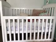 Boori cot to toddler bed Engadine Sutherland Area Preview