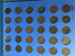 Pennies collection