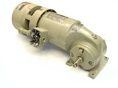 Us Motors 14 Hp Motor W Brake And 391 Ra Gear Reducer