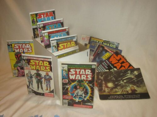 STAR WARS 1-107 MARVEL 1977 & STAR WARS MEMORABILIA STAR WARS 1 CBCS 9.0 VF/NM