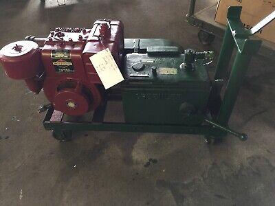 Greenlee 797 Gas Power Hydraulic Power Unit With Briggs Straton Engine