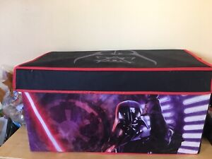 Collapsible Star Wars Toy Box
