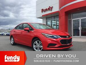 2017 Chevrolet Cruze LT Auto SAVE BIG COMPARED TO BUYING NEW!!