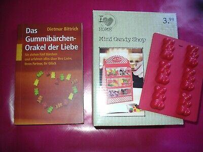 mmibärchen-Orakel der Liebe & Mini Candy Shop & Eis Bärchen  (Candy Shop Taschen)