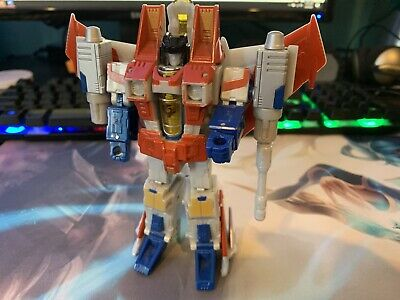Transformers Robots In Disguise RID Classics Deluxe Class Starscream 2006 Loose