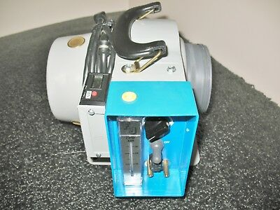 Fj Specialty Hv-1sh Hv-1 High Volume Air Sampler Working Condition