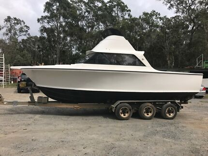 Bertram- 25 foot - Unfinished Project - QUICK SALE!