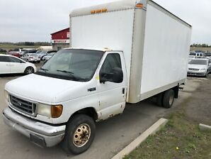 Ford e450 run& drive good 455000