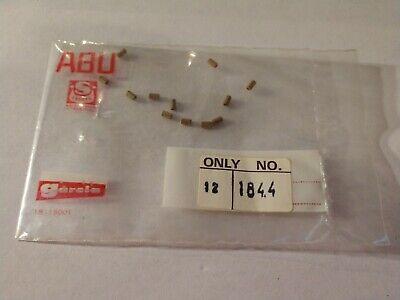 12 NOS Abu Garcia Ambassadeur 4000 5000 6000 fishing reel brake blocks 1844