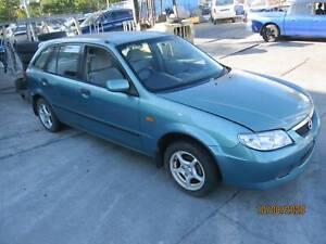 2001 Mazda 323 (18879) Tingalpa Brisbane South East Preview