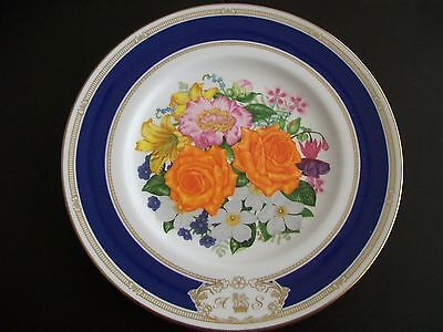 Royal Wocester Collector's Plate - Royal Wedding Celebration - Ltd Ed.