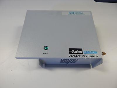 Parker Balston Compressed Air Filtration Gas Generator Pn 75-83ja-100